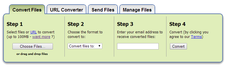 convert any file type to pdf converter