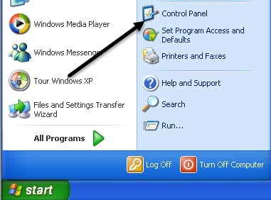 Windows xp system tray icons missing