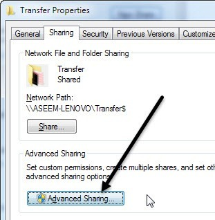 Windows  Home Can T Access A Domain Shared Folder