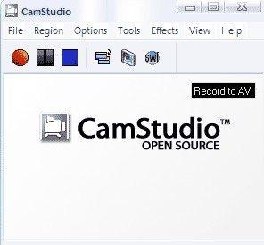 programme camstudio