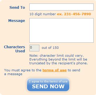 Send Free SMS - Astigtxt