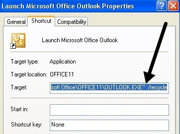 How To Create Microsoft Outlook Shortcuts For Email And Tasks