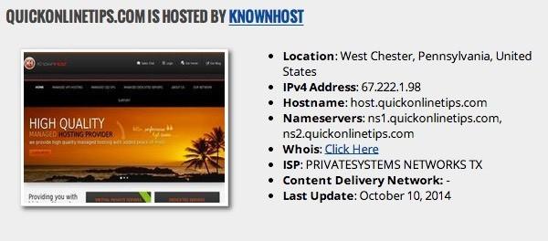 web host company