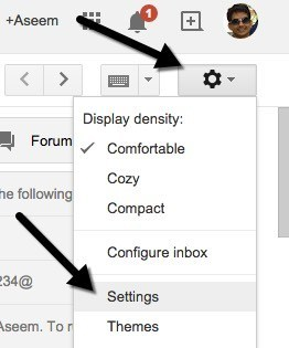 how to move all emails from one sender gmail