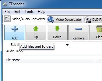 How to add your own subtitles to a video note that tencoder is also a videoaudio converter so you can also change the format of the video file if you like by default it will create an avi file ccuart Images