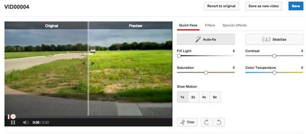 Enhance photo quality online