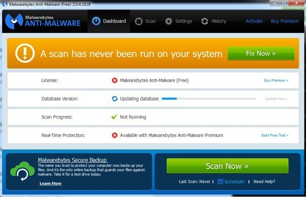 how to remove spyware from ipad
