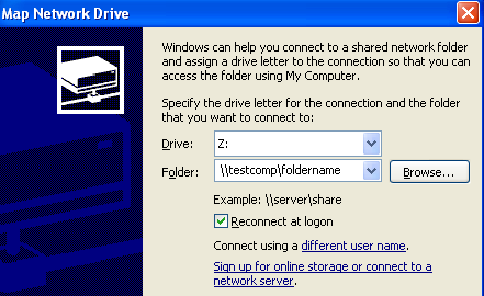 How To Map A Drive How to Map a Network Drive in Windows How To Map A Drive