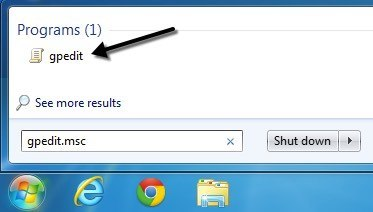 Fix Registry Editing has been Disabled by Your Administrator Error Method 1 – Group Policy