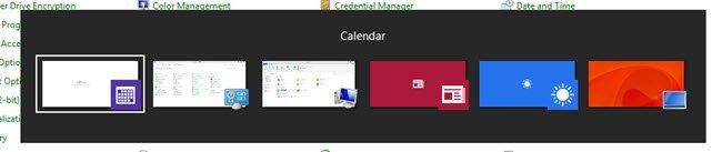 alt tab windows 8