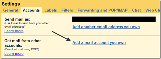 transfer email gmail accounts