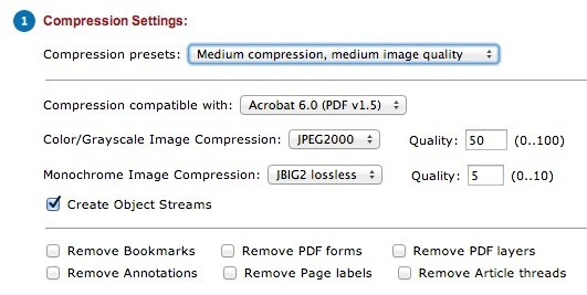 How to shrink pdf file size compress pdf ccuart Images