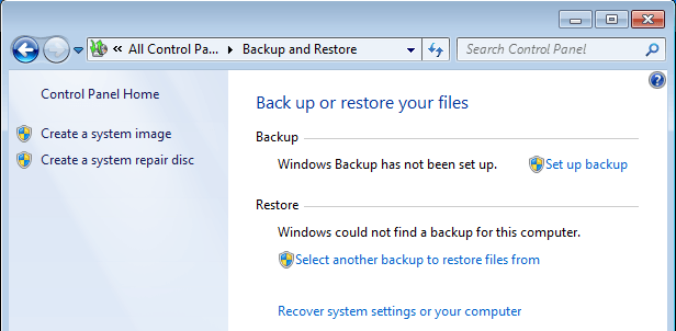 Tech Tips: Backing Up Files