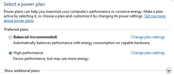 power options plans