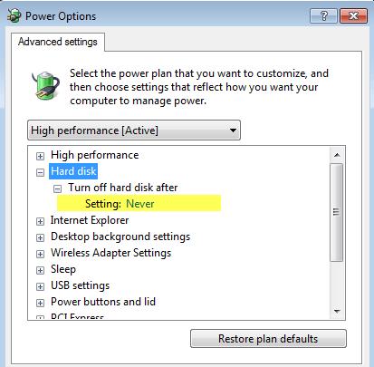 reset display settings windows 10