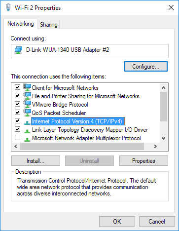 Remove your print driver and software using the Uninstall a program tool in Windows Programs and Features. If your printer connects to the computer with a USB cable, disconnect the cable from the printer. Search Windows for features, and then click Programs .