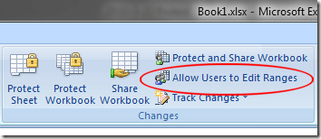 how to protect cells in excel but allow sorting