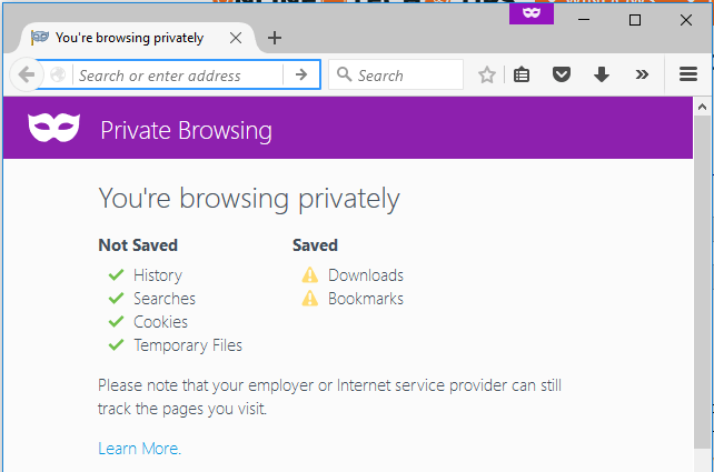 how do you turn off private browsing on iphone how to turn on browsing in firefox 21325