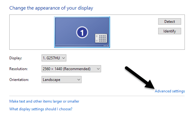 I inch monitor driver mac
