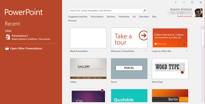 10 great websites for free powerpoint templates toneelgroepblik Gallery