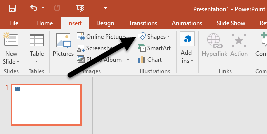 how to add action buttons to a powerpoint presentation