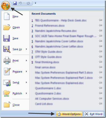 2007 office system driver data connectivity components