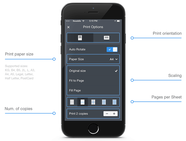 Print From Iphone Ipad To Any Printer