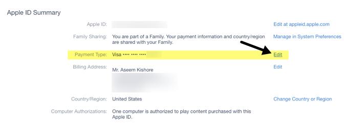 Verify Child Apple Id