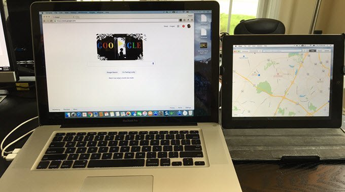 Ipad As A Second Screen For Mac