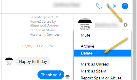 How To Delete Messages On Facebook For Good