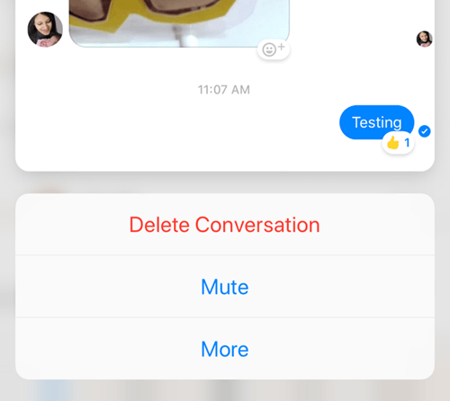how to read deleted messages on facebook app