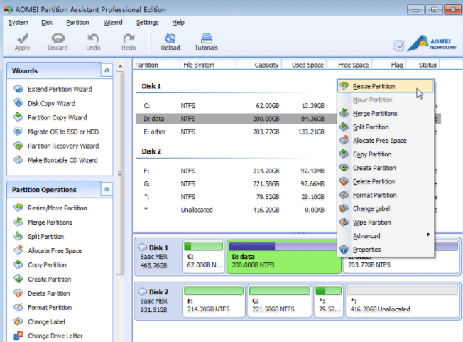 The Reasons to Format Hard Drive Partition