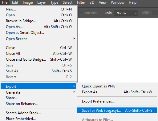 how to delete selected area in photoshop cc
