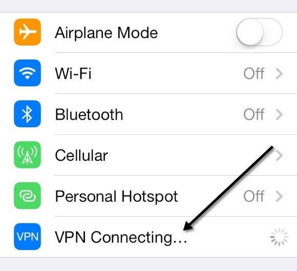how to see internet traffic on iphone