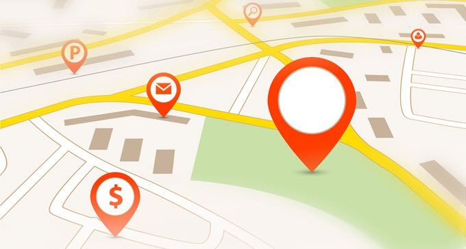 How To View Google Maps Location History - Check off map