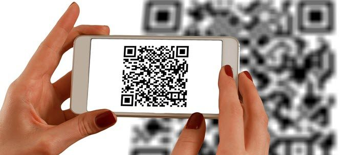 Image result for Offer contact data by means of QR