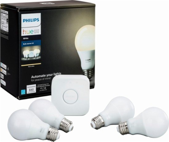 philips hue vs the competition which are the best smart. Black Bedroom Furniture Sets. Home Design Ideas